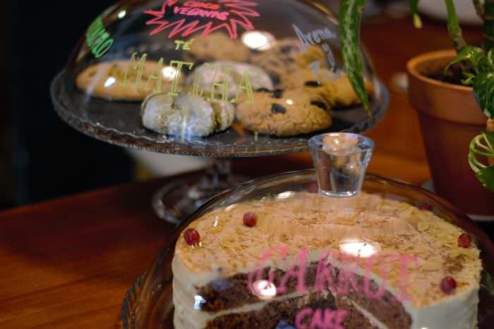 Tartas y cookies