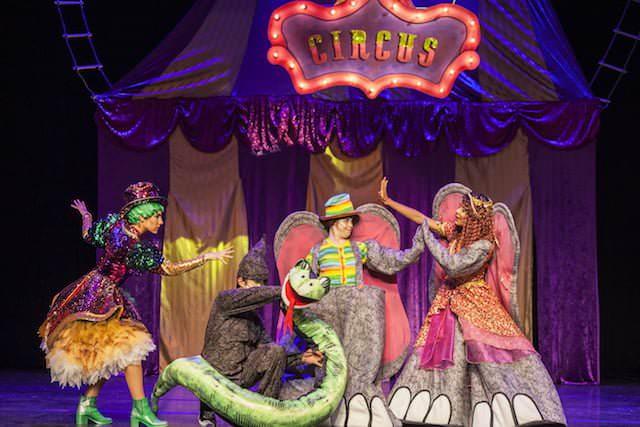 Dumbo, el Musical - Un buen día en Madrid