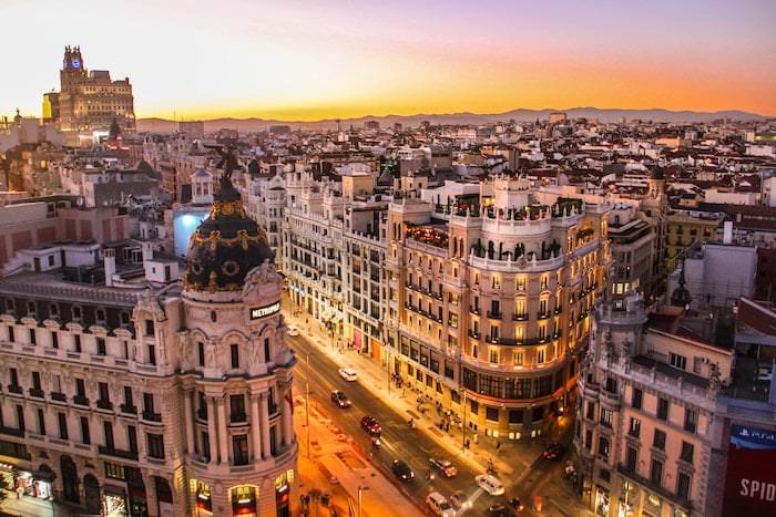 Badi te desvela dónde viven los famosos más icónicos en Madrid - Un buen día en Madrid