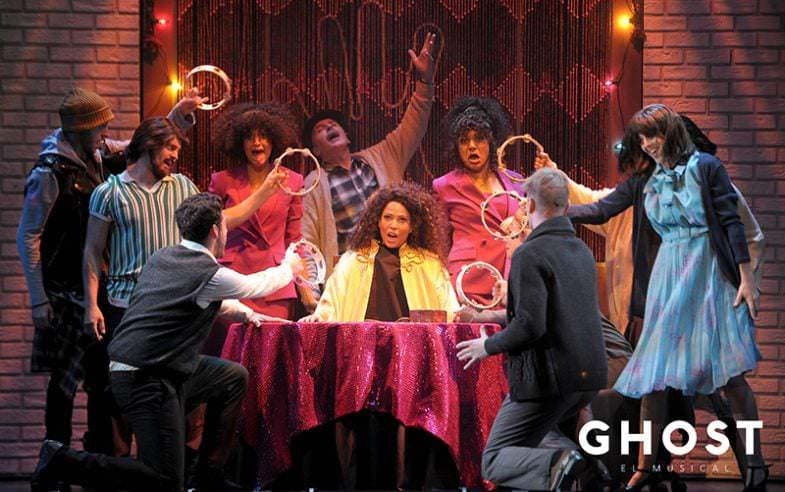 Ghost El Musical - Un buen día en Madrid