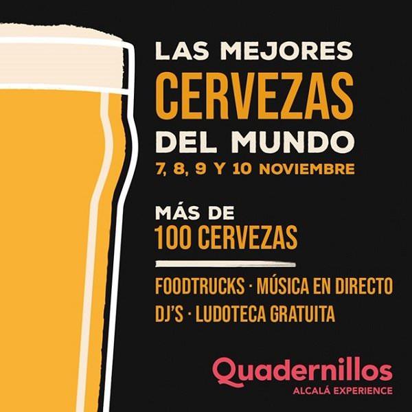 Craft Beer Fest - Quadernillos