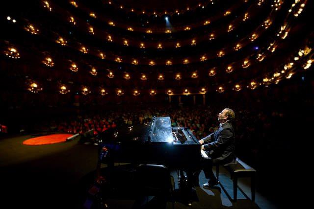 'La música de las ideas' - Un buen día en Madrid