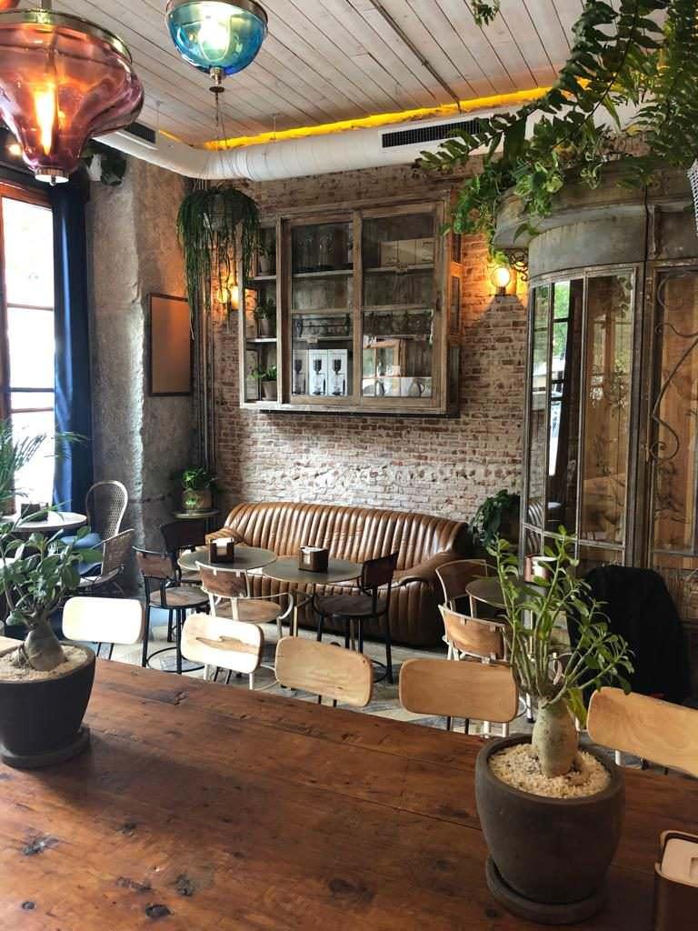 Interior de Café del Art