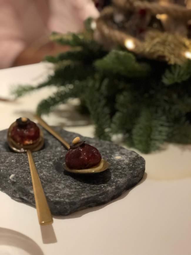La Navidad se adelanta en el Gran Hotel Inglés
