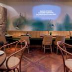 Interior del restaurante Bumpgreen