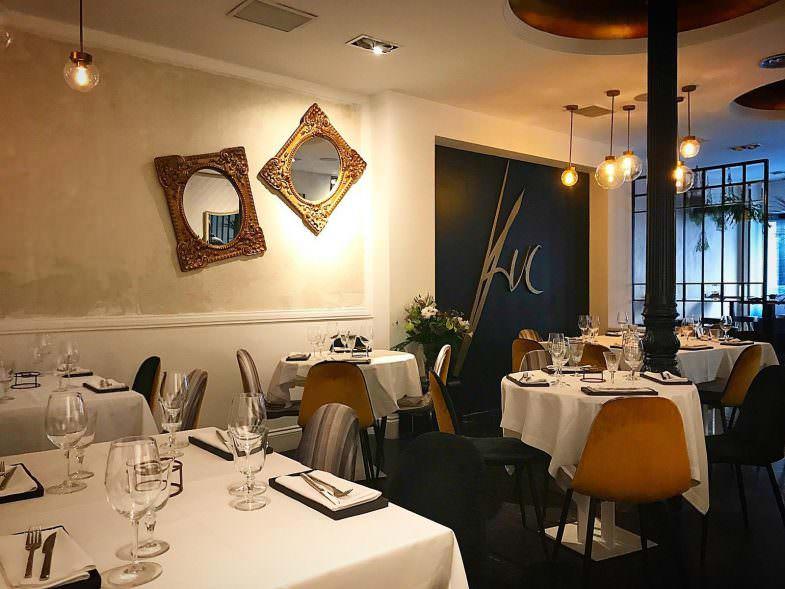 Kuc place to be, restaurante revelación en el barrio de Salesas