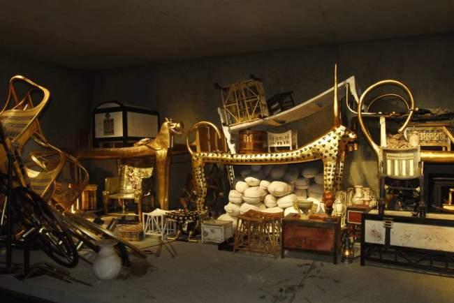 Tutankhamón: La Tumba y sus Tesoros llega al Espacio 5.1 de IFEMA