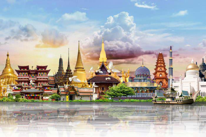 Explorando el Sudeste Asiático