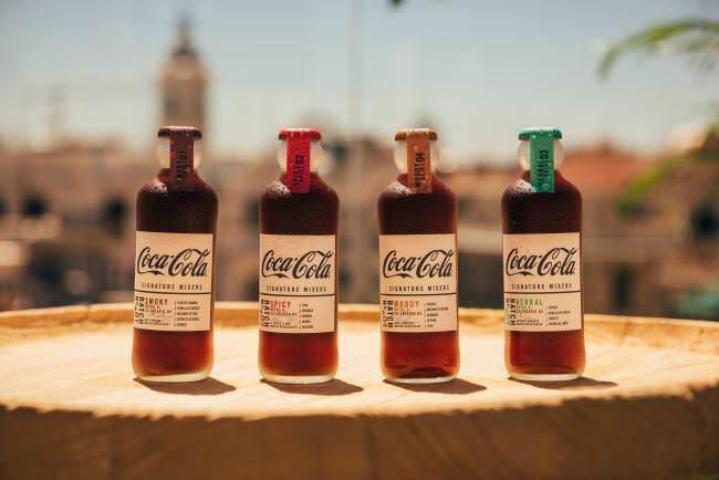 Coca-ColaSignature Mixers
