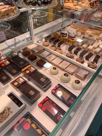Pastelería Ascaso - Un buen día en Madrid