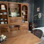 Interior de la recepción, HB Pinar