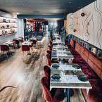 Interior restaurante Zest