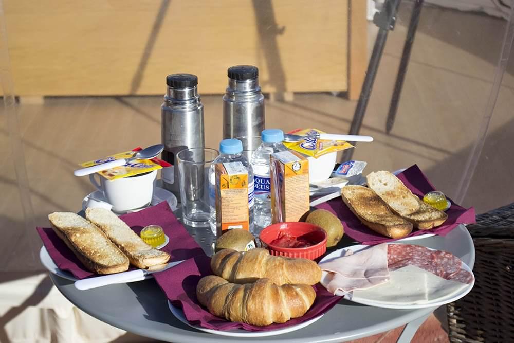 desayuno zielo las beatas