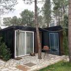Bungalow con jacuzzi y techo de cristal, HB Pinar
