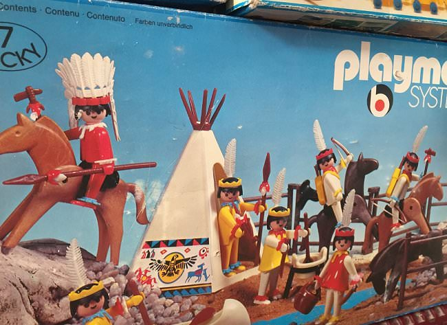 feria del coleccionista de juguetes