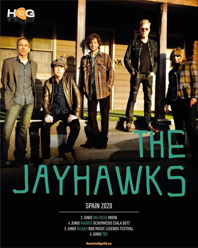 The Jayhawks presentarán nuevo disco en Madrid