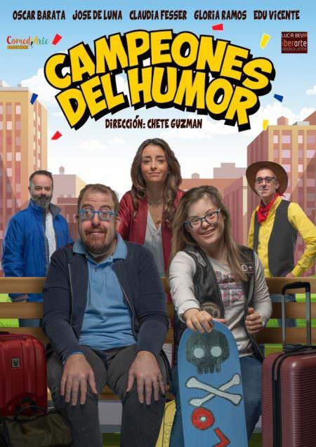 Campeones del humor en el Teatro Pilar Bardem
