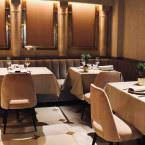 Interior Restaurante La Elegida