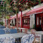 Terraza restaurante Martinete
