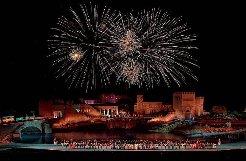 El sueño de Toledo - Puy du fou España