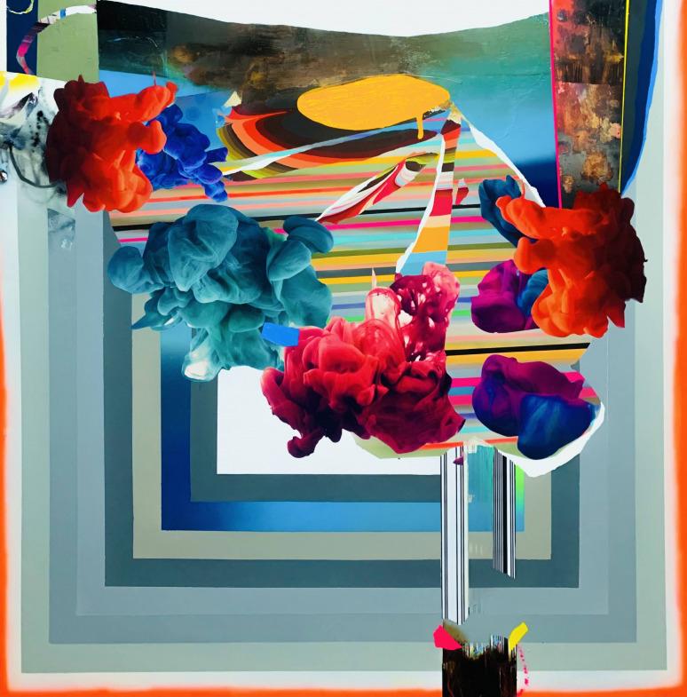 Huntress of art, Kike Garcinuño. Urvanity 2020
