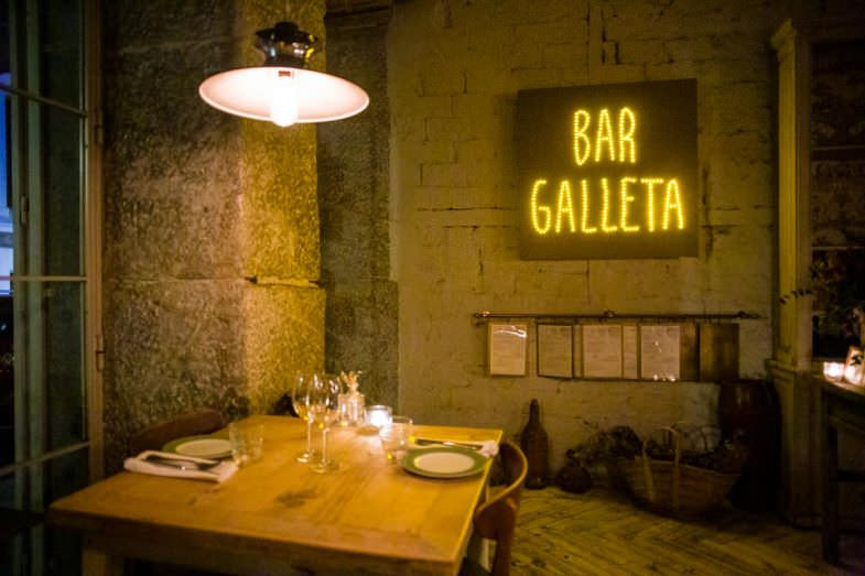 Bar Galleta - Un buen día en Madrid