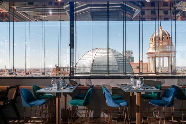 My Way Restaurant & Sky Bar - Un buen día en Madrid