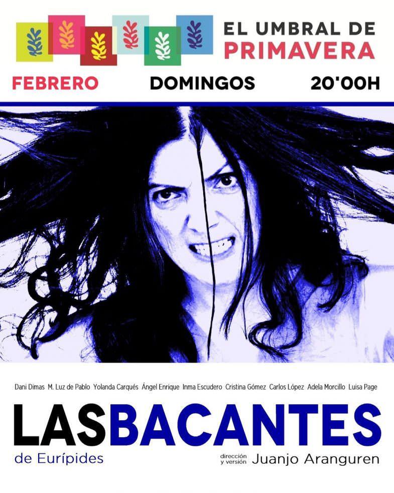Las Bacantes - Un buen día en Madrid