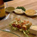 Tacos dorados, Chihuahua tacos y tragos