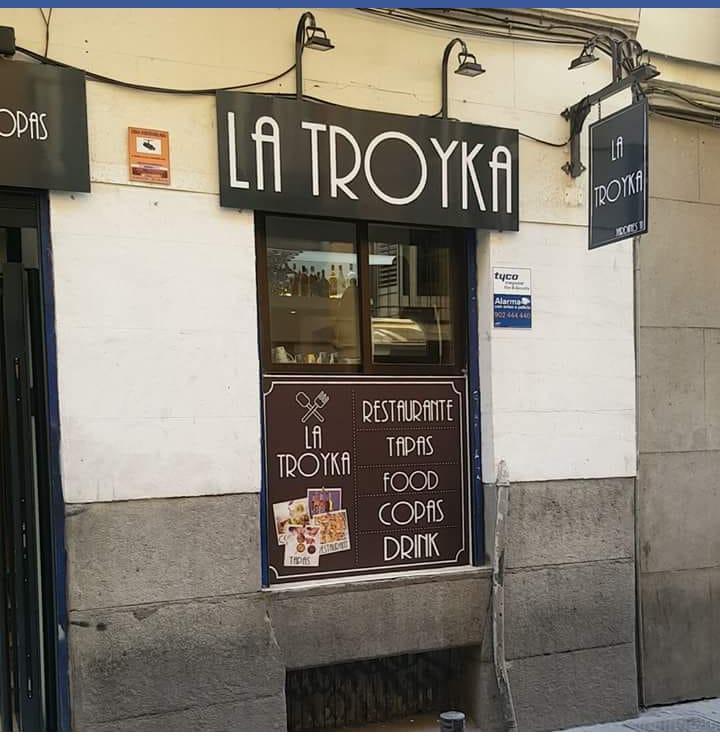 La Troyka