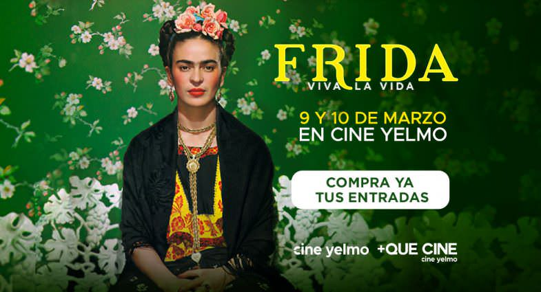 Documental Frida. Viva la vida