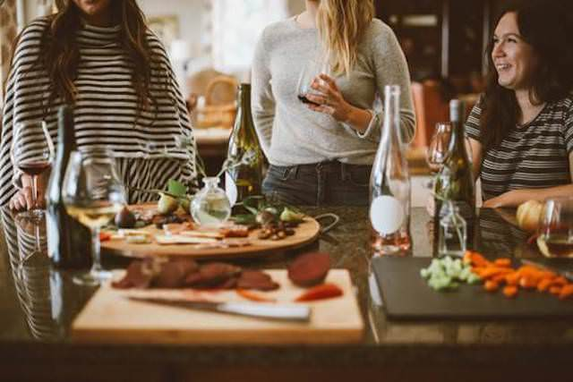 Un fin de semana gastronómico en casa - Un buen día en Madrid