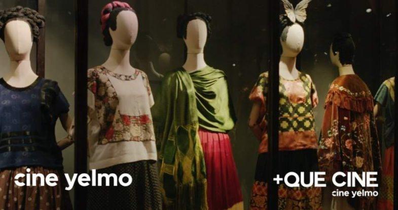 Exposición Frida en Cine Yelmo