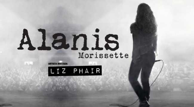 Alanis Morissette anuncia concierto en Madrid