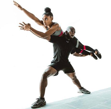 Mr & Mrs. Muscle