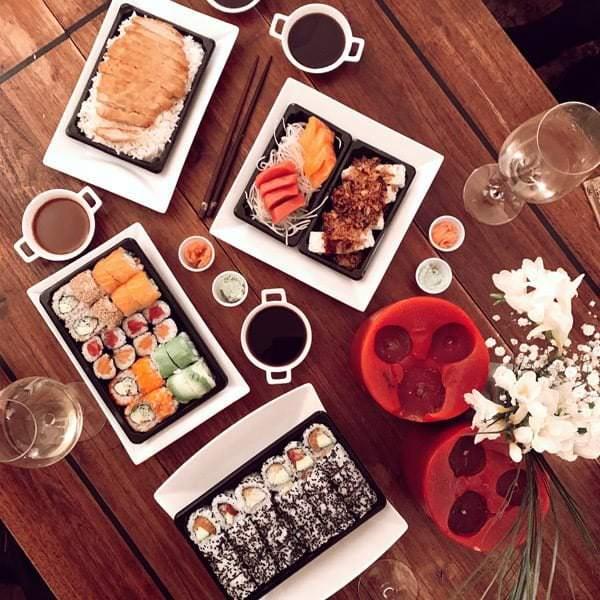 go sushi a domicilio