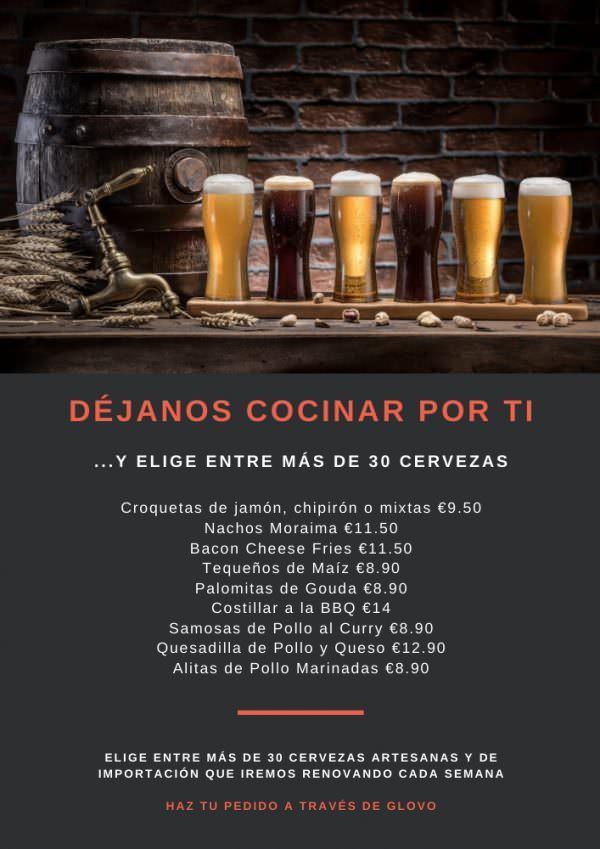 Moraima lanza su servicio de comida a domicilio en Moratalaz - Un buen día en Madrid