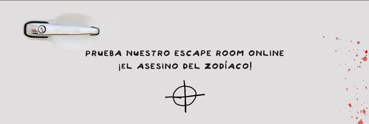 El asesino del Zodiaco Escape Room Online