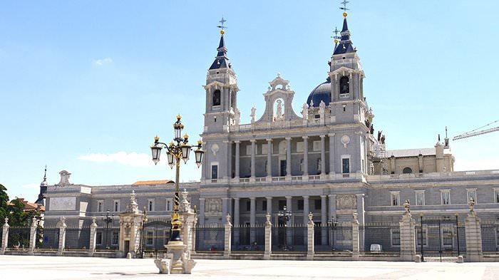 catedral de Santa María de la Almudena