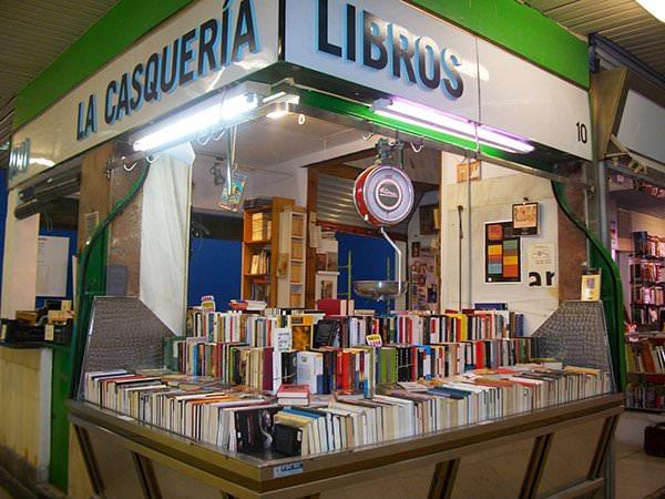 Librería la Casqueria