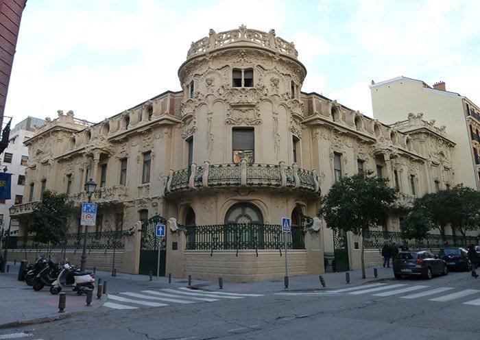 Palacio de la sgae