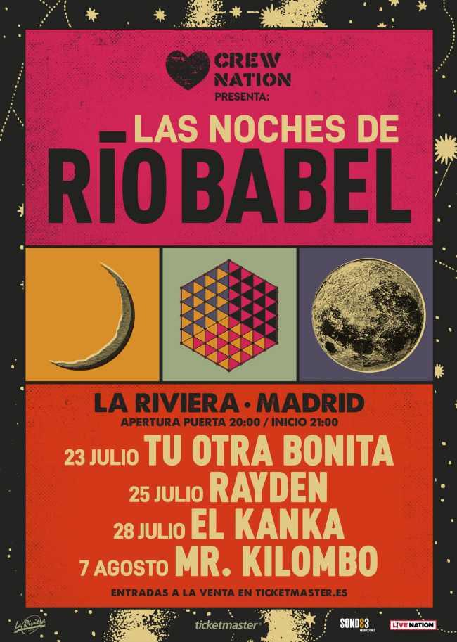 Noches del Río Babel
