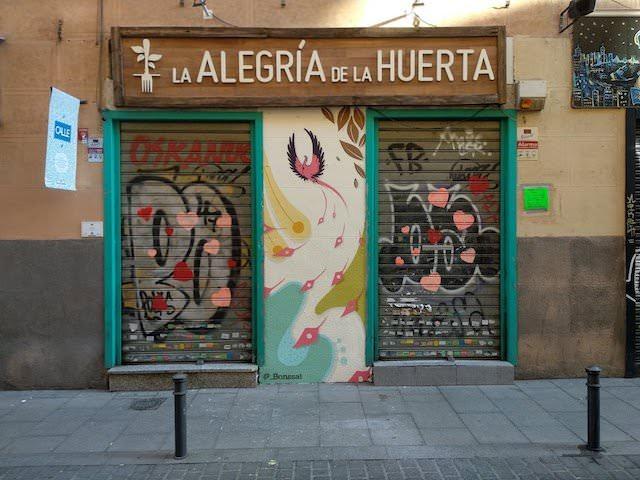 C.A.L.L.E 2020 - Un buen día en Madrid