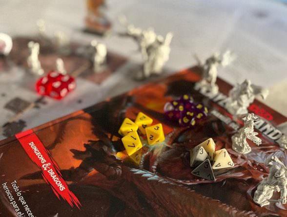 Los amos del calabozo - Dragones y mazmorras