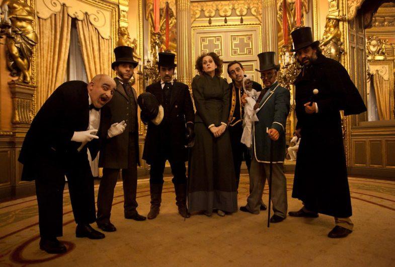 Visitas teatralizadas al Palacio de Linares