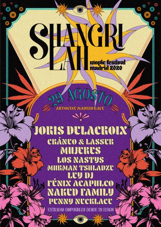 Cartel Shangri Lah