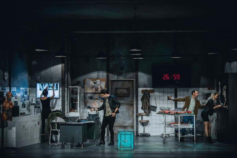 Teatro Escape Room - Un buen día en Madrid