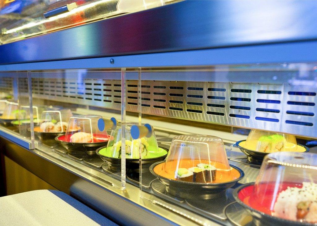 Running Sushi in Osaka - Un buen día en Madrid