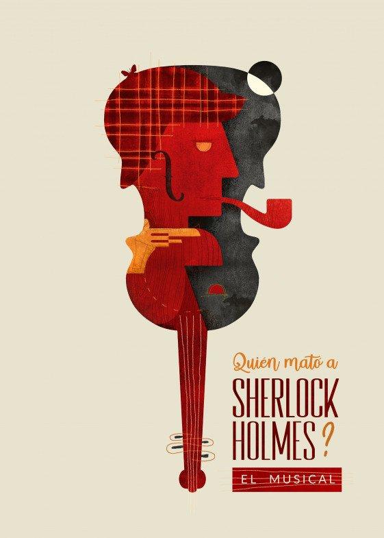 ¿Quién mató a Sherlock Holmes? - Un buen día en Madrid