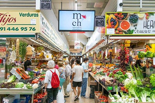 chamberí mercado